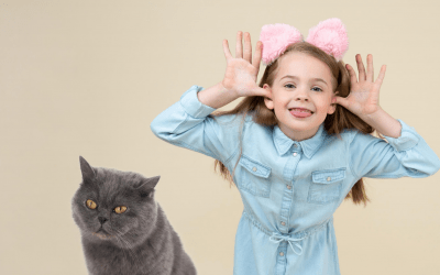 Children with Autism and Cats